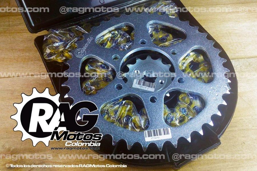 cr5 180 200 kit racing casarella reforzada dorada orrinada