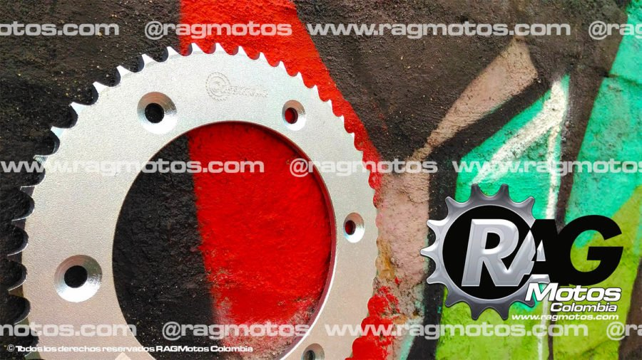 xr 150 l kit arrastre original cassarella catalina piñon cadena
