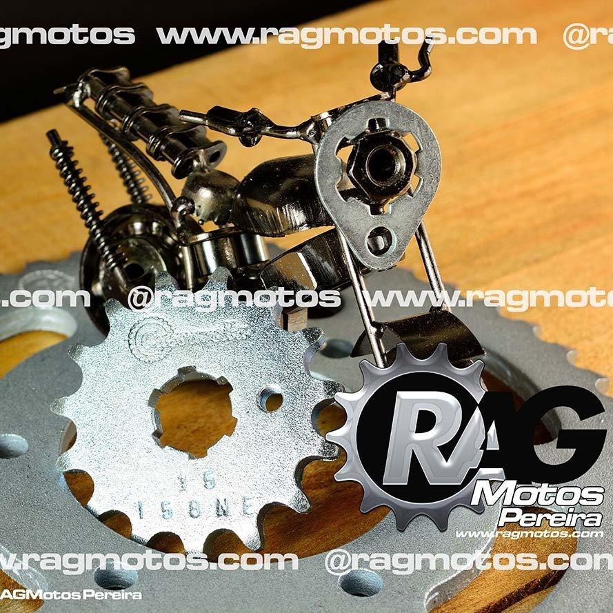 yamaha r15 version 2 kit arrastre original cadena reforzada encauchetada