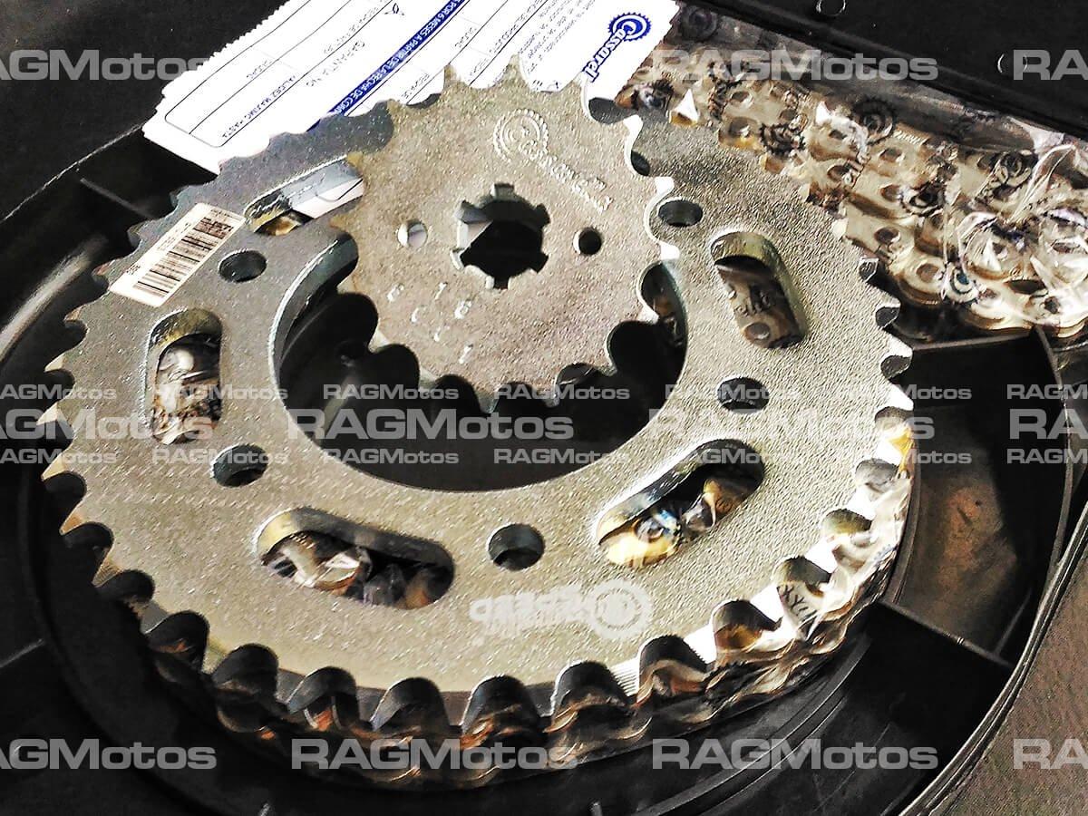 fz 16 fz s kit racing casarella cadena reforzada catalina piñon