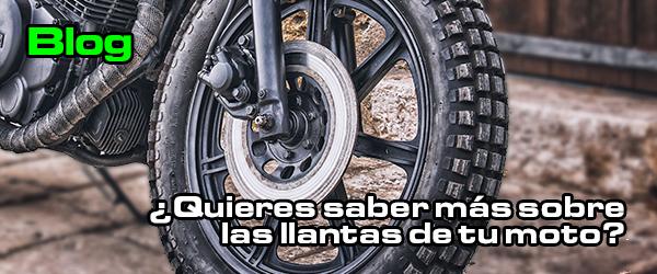 informacion sobre llantas moto radial