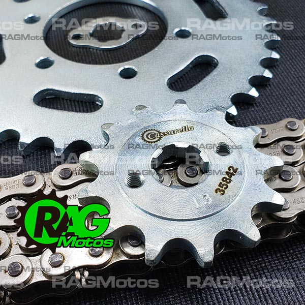 kit racing ttx 180 cr5