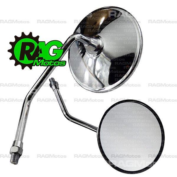 gn 125 suzuki espejos originales cromados