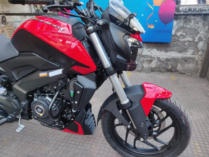 barras invertidas dominar 250 bajaj