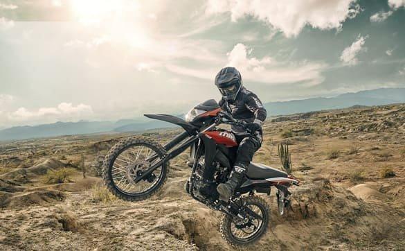 victory mrx 150 auteco moto enduro