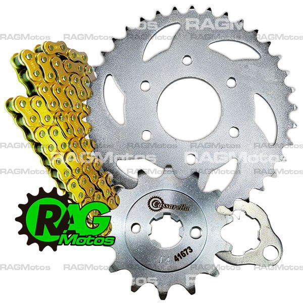 Kit racing pulsar ns 200 paso 520 casarella
