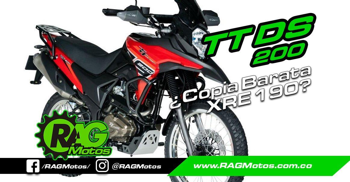 TT DS 200 Akt Opiniones, Comentarios y Ficha Técnica