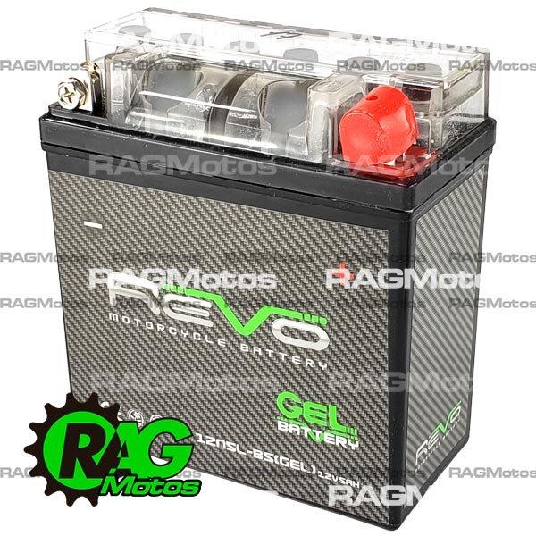 fz 16 gixxer 150 pulsar 132 bateria original revo