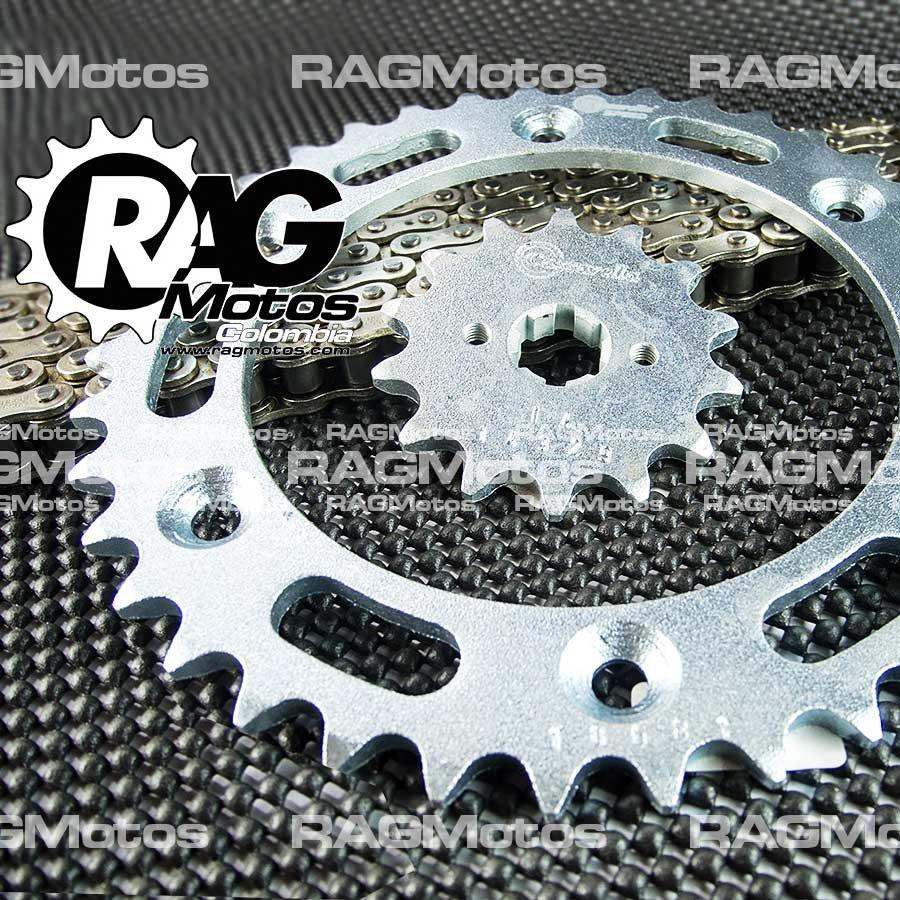 ttr 125 ttr150 kit racing cassarella cadena reforzada orrinada
