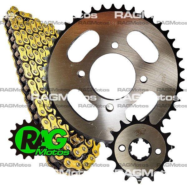 gixxer 150 suzuki kit racing cadena reforzada orrinada