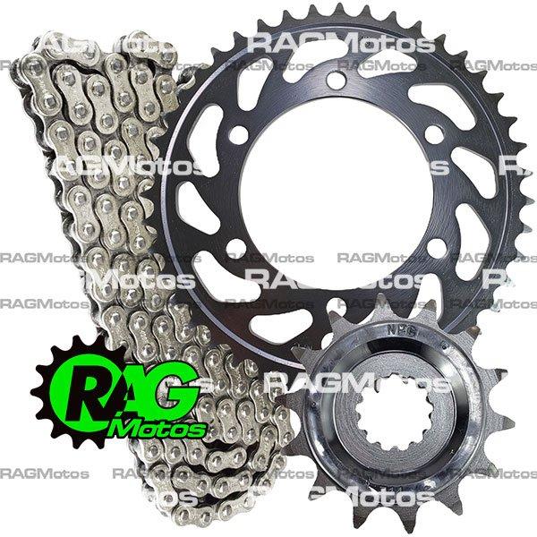 yamaha r3 mt03 kit arrastre original cadena orrinada reforzada